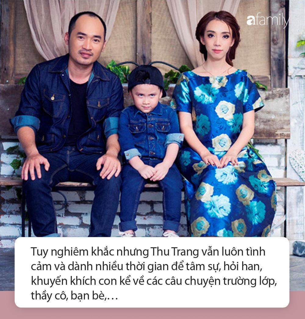 Mới học cấp 1 nhưng con trai của Thu Trang - Tiến Luật đã công khai có bạn gái, danh tính của cô bé càng gây bất ngờ - Ảnh 4.