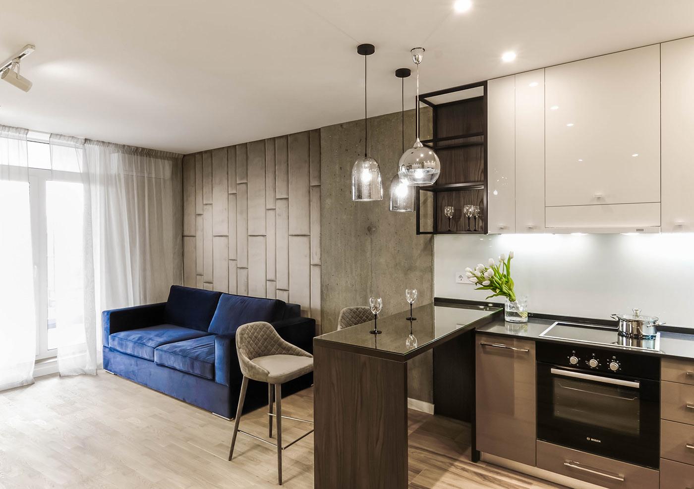 Kiến trúc sư tư vấn thiết kế cho phòng ngủ căn hộ 54m² với chi phí 15 triệu - Ảnh 4.