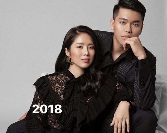 Kỷ niệm 4 năm bên nhau, Lê Phương khoe hình ảnh hạnh phúc bên chồng kém tuổi cùng con gái bảo bối - Ảnh 2.
