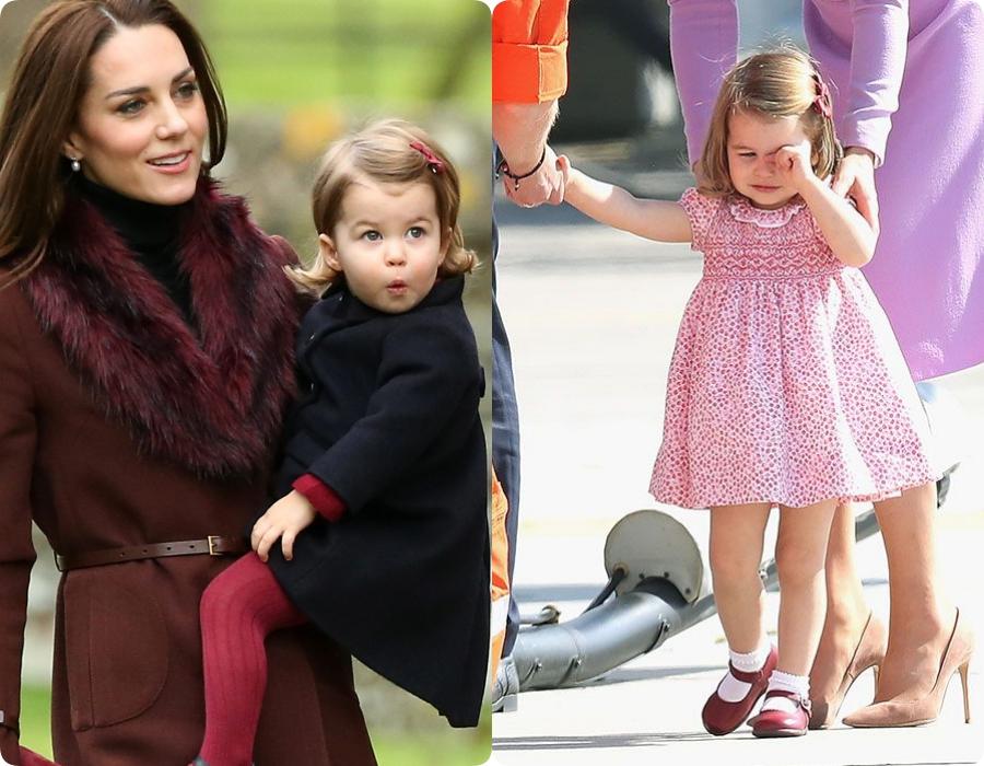2 tiểu Công chúa nhí nhố nhất hoàng gia Châu âu: Càng lớn càng ra dáng, nhưng nếu so bì váy áo thì con gái cưng của Kate Middleton có phần khiêm tốn đôi chút - Ảnh 4.