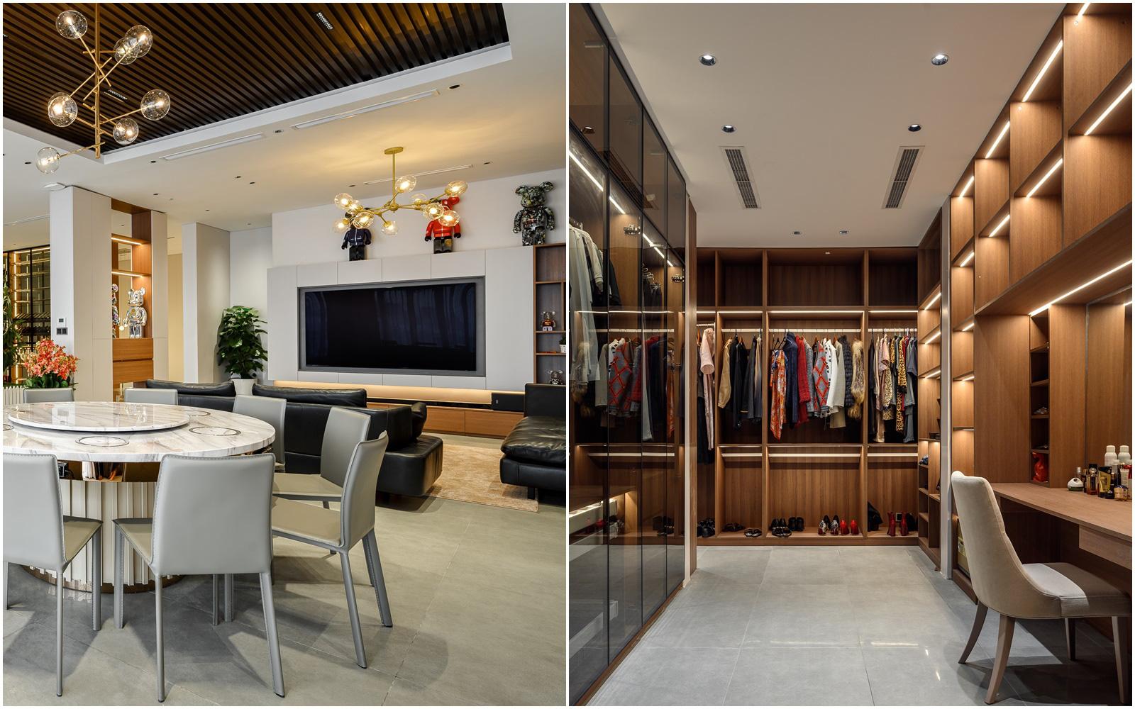 """Mê mẩn với căn hộ 350m² có """"view triệu đô"""" hướng ra bờ biển ở Quảng Ninh"""