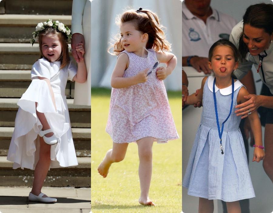 2 tiểu Công chúa nhí nhố nhất hoàng gia Châu âu: Càng lớn càng ra dáng, nhưng nếu so bì váy áo thì con gái cưng của Kate Middleton có phần khiêm tốn đôi chút - Ảnh 5.