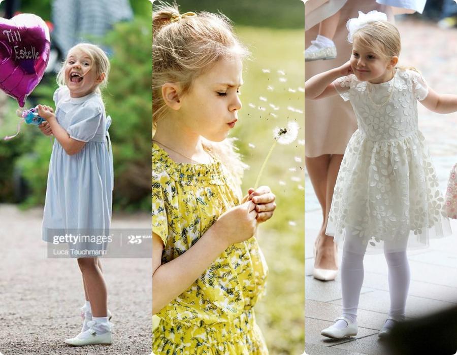 2 tiểu Công chúa nhí nhố nhất hoàng gia Châu âu: Càng lớn càng ra dáng, nhưng nếu so bì váy áo thì con gái cưng của Kate Middleton có phần khiêm tốn hơn nhiều - Ảnh 6.