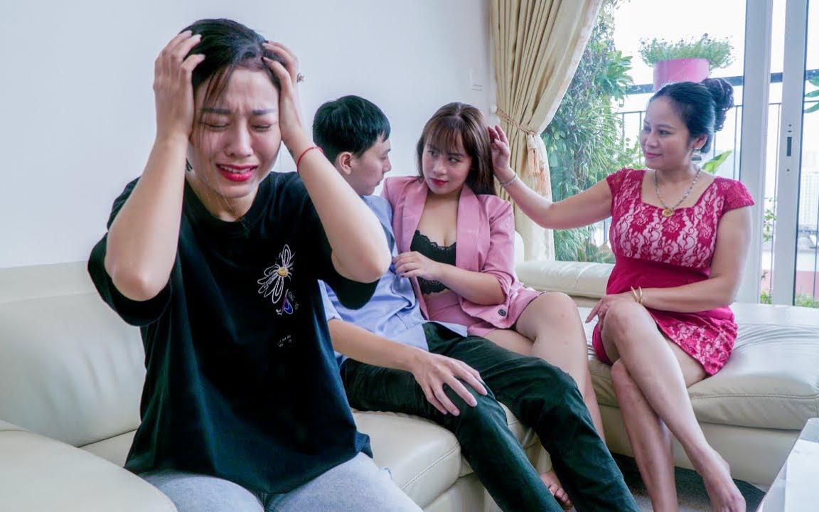 Con dâu còn đang mang bầu mẹ chồng đã lăm le cưới cô khác cho con trai, chị vợ liền có cách hàng xử sáng suốt khiến nhà chồng xấu hổ!