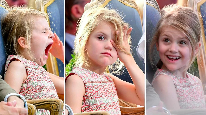 2 tiểu Công chúa nhí nhố nhất hoàng gia Châu âu: Càng lớn càng ra dáng, nhưng nếu so bì váy áo thì con gái cưng của Kate Middleton có phần khiêm tốn hơn nhiều - Ảnh 7.