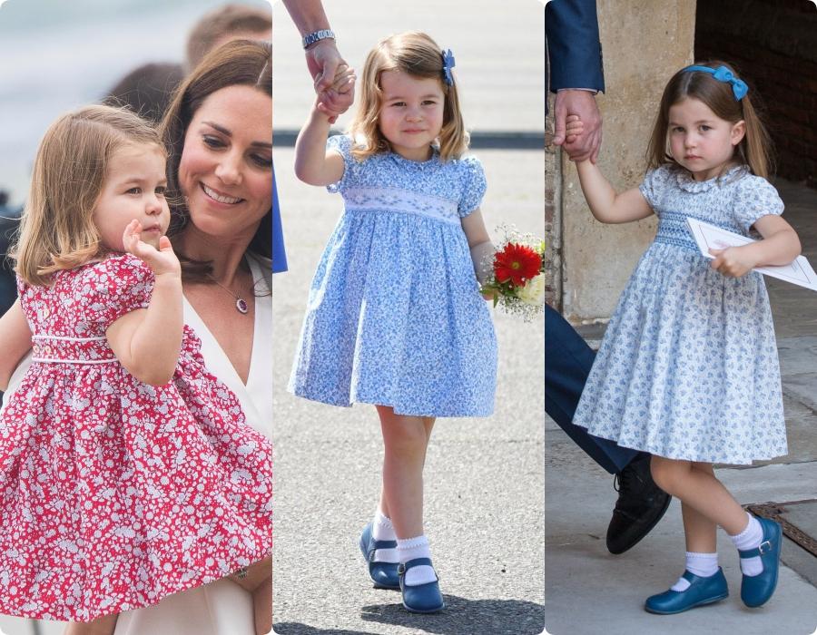 2 tiểu Công chúa nhí nhố nhất hoàng gia Châu âu: Càng lớn càng ra dáng, nhưng nếu so bì váy áo thì con gái cưng của Kate Middleton có phần khiêm tốn hơn nhiều - Ảnh 8.