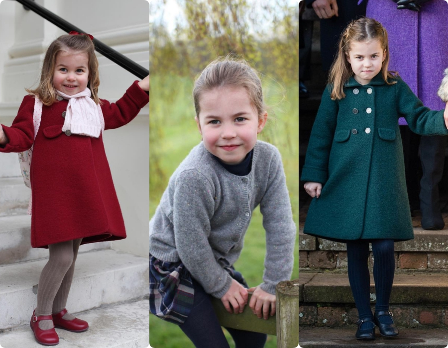 2 tiểu Công chúa nhí nhố nhất hoàng gia Châu âu: Càng lớn càng ra dáng, nhưng nếu so bì váy áo thì con gái cưng của Kate Middleton có phần khiêm tốn hơn nhiều - Ảnh 9.