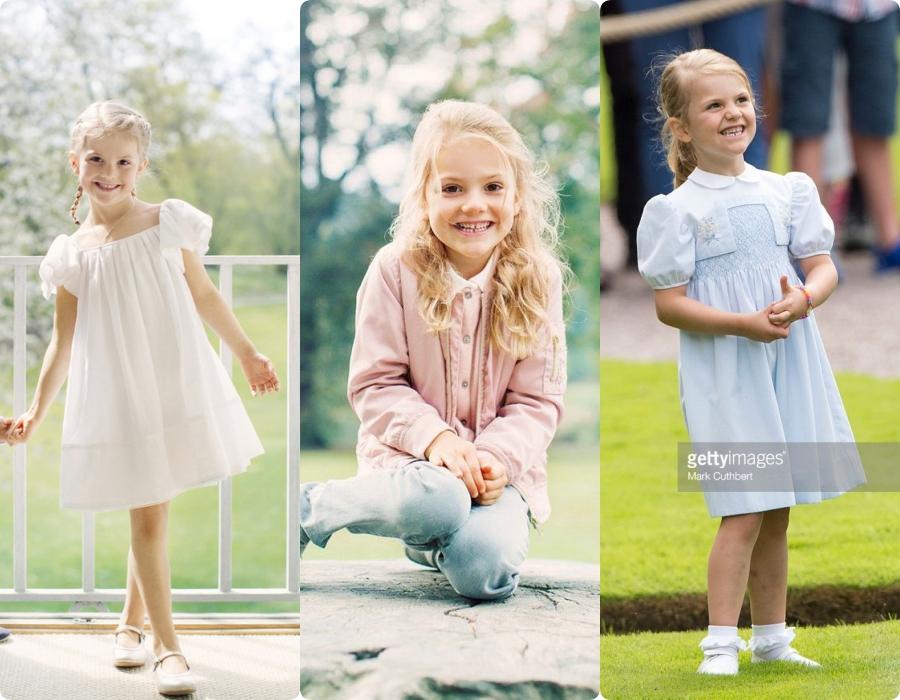 2 tiểu Công chúa nhí nhố nhất hoàng gia Châu âu: Càng lớn càng ra dáng, nhưng nếu so bì váy áo thì con gái cưng của Kate Middleton có phần khiêm tốn đôi chút - Ảnh 12.