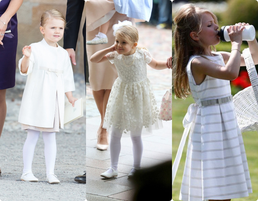 2 tiểu Công chúa nhí nhố nhất hoàng gia Châu âu: Càng lớn càng ra dáng, nhưng nếu so bì váy áo thì con gái cưng của Kate Middleton có phần khiêm tốn đôi chút - Ảnh 11.
