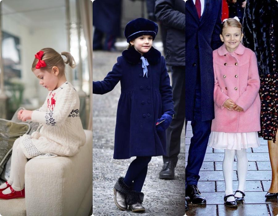 2 tiểu Công chúa nhí nhố nhất hoàng gia Châu âu: Càng lớn càng ra dáng, nhưng nếu so bì váy áo thì con gái cưng của Kate Middleton có phần khiêm tốn đôi chút - Ảnh 14.