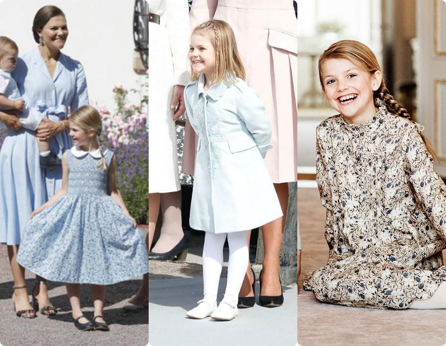 2 tiểu Công chúa nhí nhố nhất hoàng gia Châu âu: Càng lớn càng ra dáng, nhưng nếu so bì váy áo thì con gái cưng của Kate Middleton có phần khiêm tốn đôi chút - Ảnh 13.