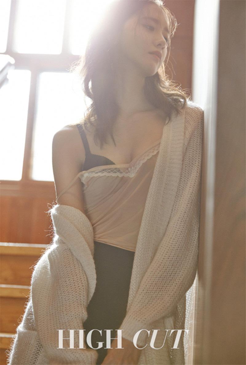 Yoona e ấp thế mà nhiều khi ăn diện sexy 'nổ mắt', có 'chuyển ngạch' sang style gợi cảm thì khối idol bốc lửa cũng phải e dè - Ảnh 6.
