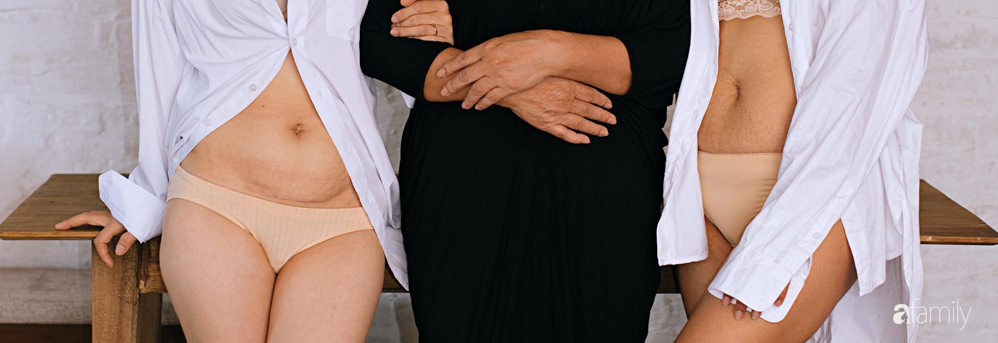 Vết nứt của đá trên bụng mẹ: Nỗi đau xé toạc thanh xuân nhưng là dấu ấn tuyệt đẹp của hành trình trưởng thành - Ảnh 12.