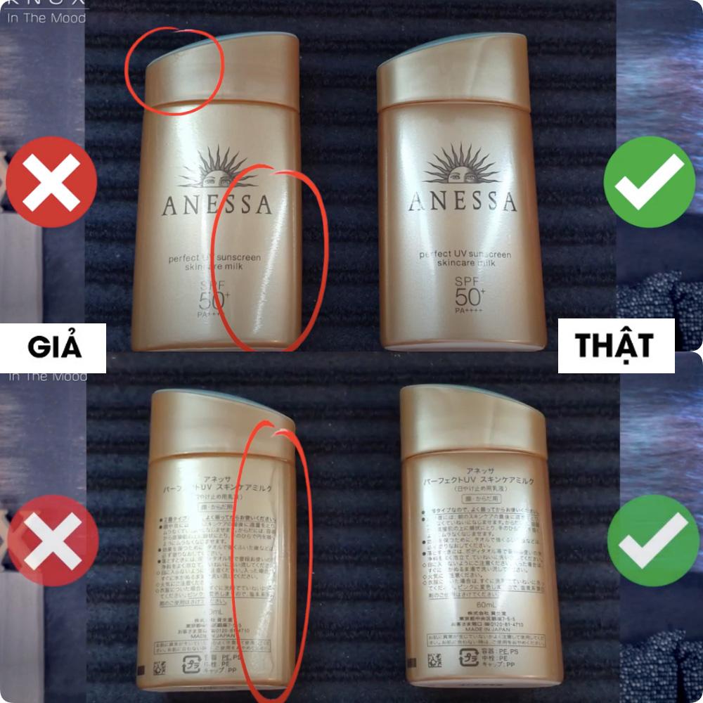 Mục sở thị cách phân biệt THẬT - GIẢ các dòng kem chống nắng phổ biến: Phải nắm chắc trong tay để không bao giờ bị đồ fake dắt mũi - Ảnh 2.