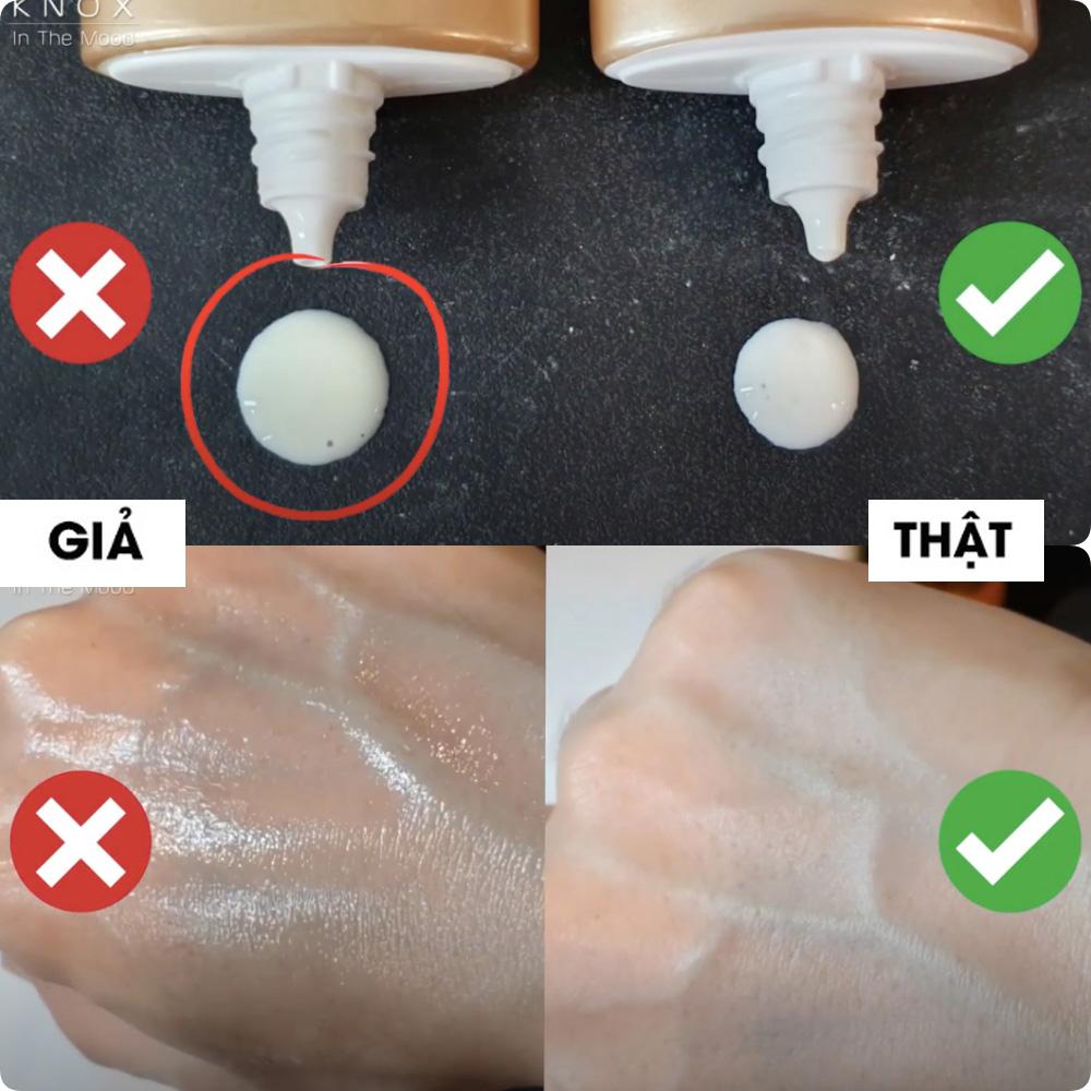 Mục sở thị cách phân biệt THẬT - GIẢ các dòng kem chống nắng phổ biến: Phải nắm chắc trong tay để không bao giờ bị đồ fake dắt mũi - Ảnh 3.