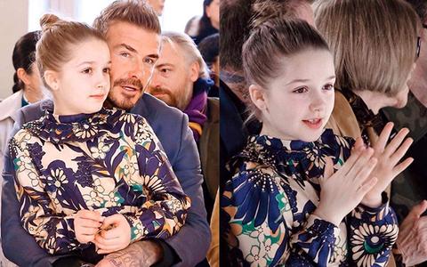 Con gái cưng của David Beckham: Càng lớn càng xinh như thiên thần nhưng vẫn bị mọi người chê cười vì 1 thói quen cực xấu - Ảnh 2.