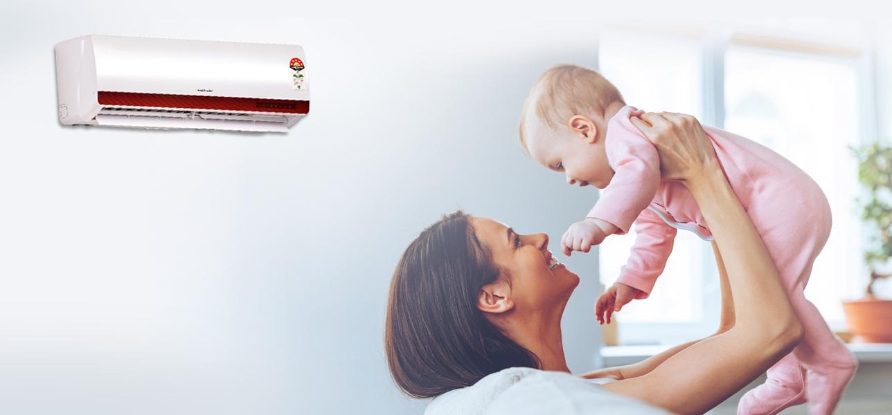Mới có em bé, các mẹ đã biết cách dùng điều hòa, quạt mát sao cho an toàn nhất chưa? - Ảnh 5.