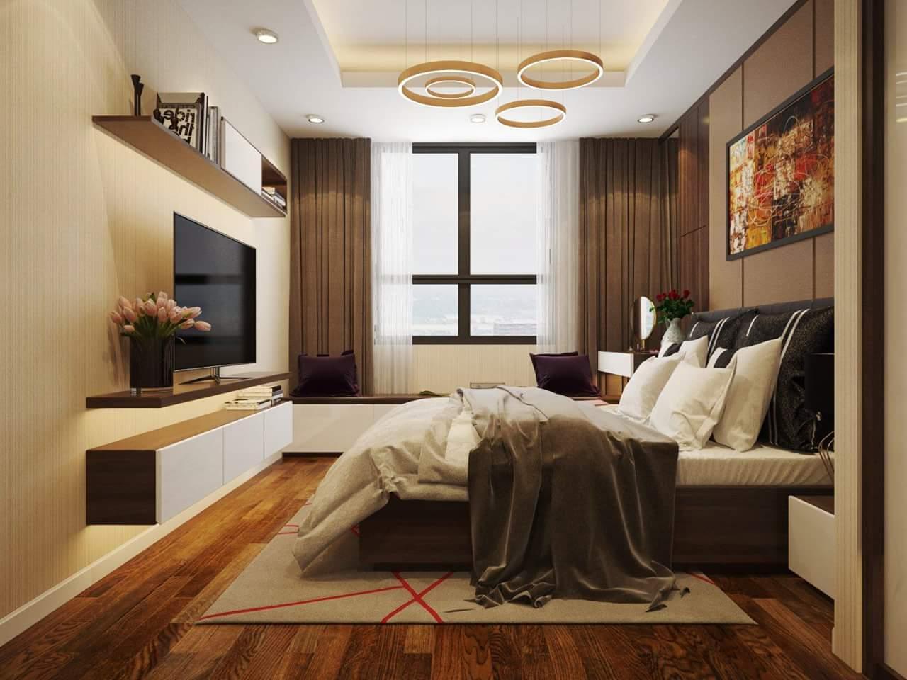 Tư vấn thiết kế nội thất căn hộ chung cư với diện tích (83m²) - Ảnh 12.