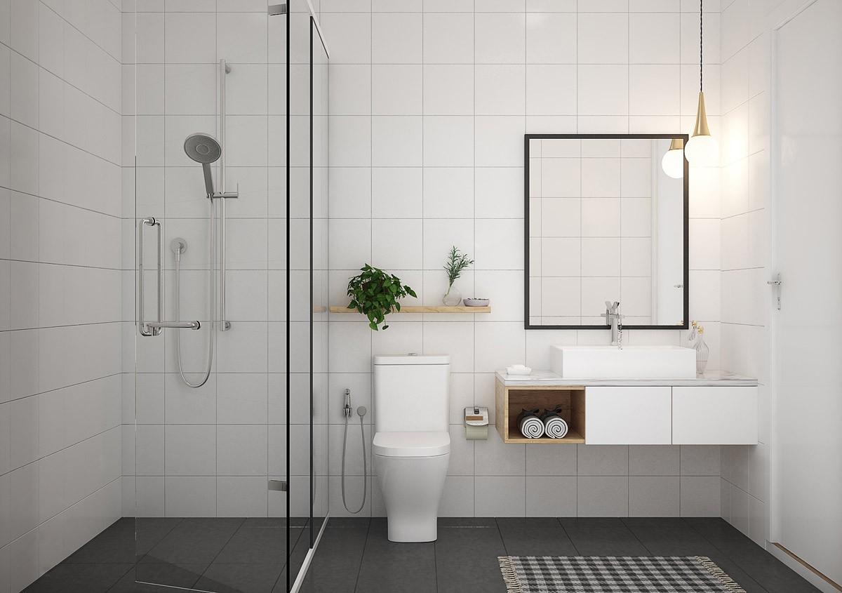 Tư vấn thiết kế nội thất căn hộ chung cư với diện tích (83m²) - Ảnh 13.