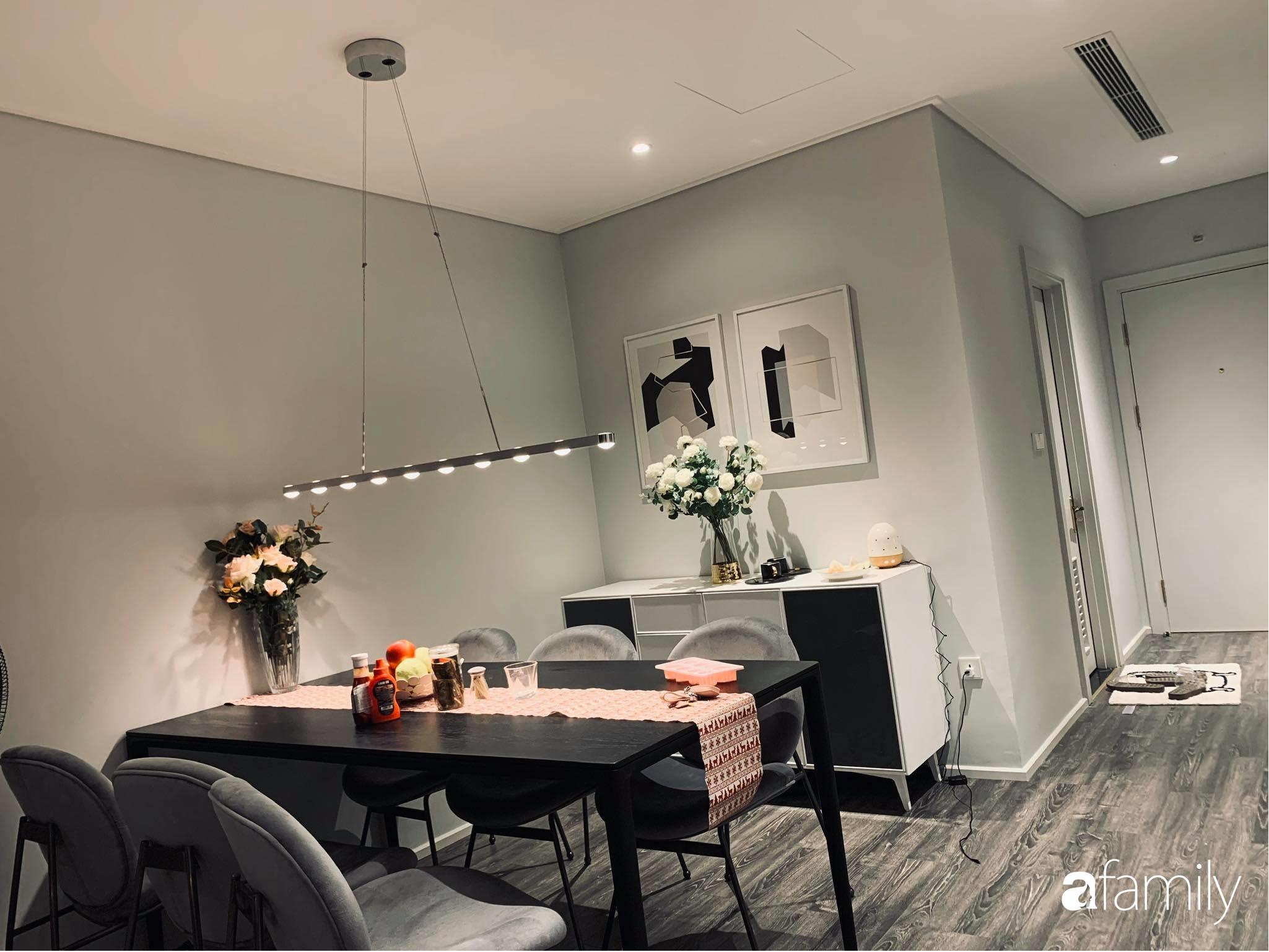 Ngắm không gian sống thư giãn cuối tuần của nữ MC Hải Vân trong căn hộ cao cấp 120m² ngay giữa lòng thành phố  - Ảnh 8.