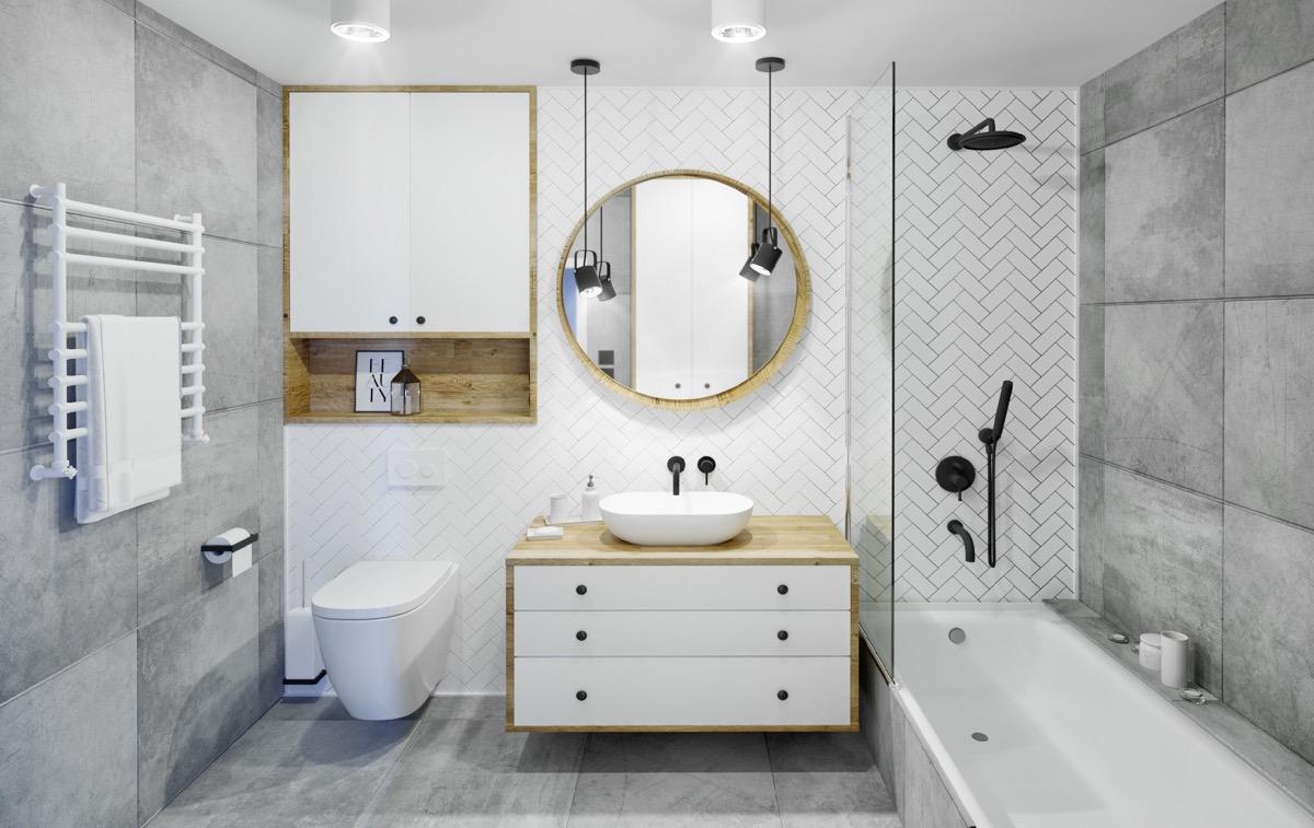 Tư vấn thiết kế nội thất căn hộ chung cư với diện tích (83m²) - Ảnh 14.