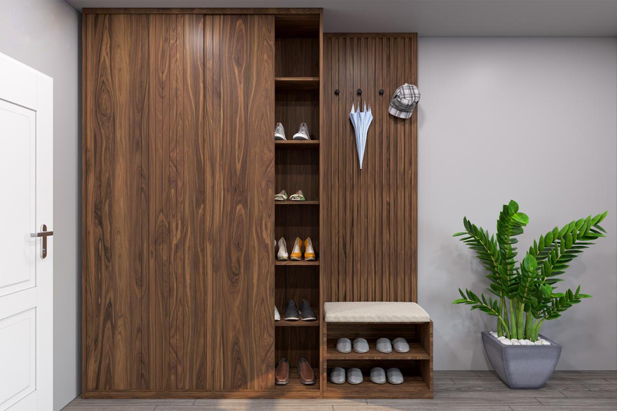 Tư vấn thiết kế nội thất căn hộ chung cư với diện tích (83m²) - Ảnh 3.