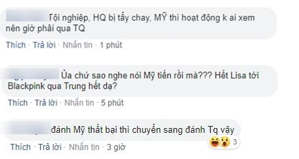 """Rộ tin BLACKPINK tham gia show tại Trung Quốc với Huỳnh Hiểu Minh, netizen mỉa mai: """"Mỹ tiến thất bại rồi chứ gì?"""" - Ảnh 4."""