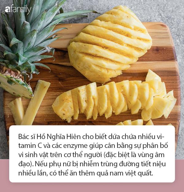 Mùa hè nóng nực, vùng kín có mùi khó chịu, bác sĩ chỉ ra loại trái cây rẻ tiền này giúp đánh bay mùi hôi nhanh chóng - Ảnh 3.