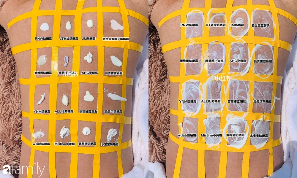 Chịu trận phơi mình để thử 16  sản phẩm chống nắng, anh chàng này đã giúp tìm ra được lọ kem chặn sạm đen cho các chị em - Ảnh 1.