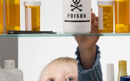 Cảnh báo - Trẻ tử vong vì uống nhầm thuốc diệt chuột - Ảnh 1.