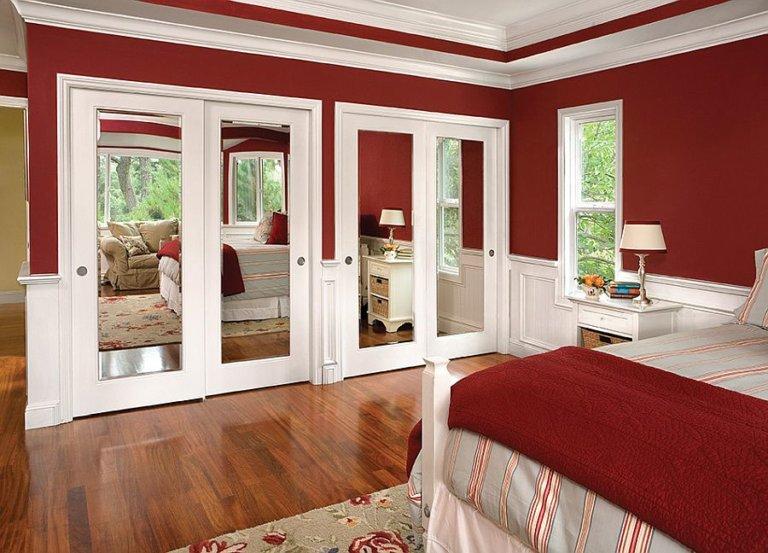 Nhân đôi diện tích dễ dàng cho phòng ngủ nhỏ nhờ sử dụng gương thông minh - Ảnh 4.