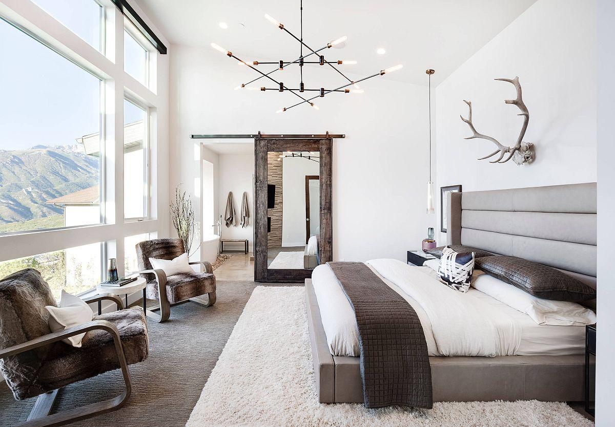Nhân đôi diện tích dễ dàng cho phòng ngủ nhỏ nhờ sử dụng gương thông minh - Ảnh 5.