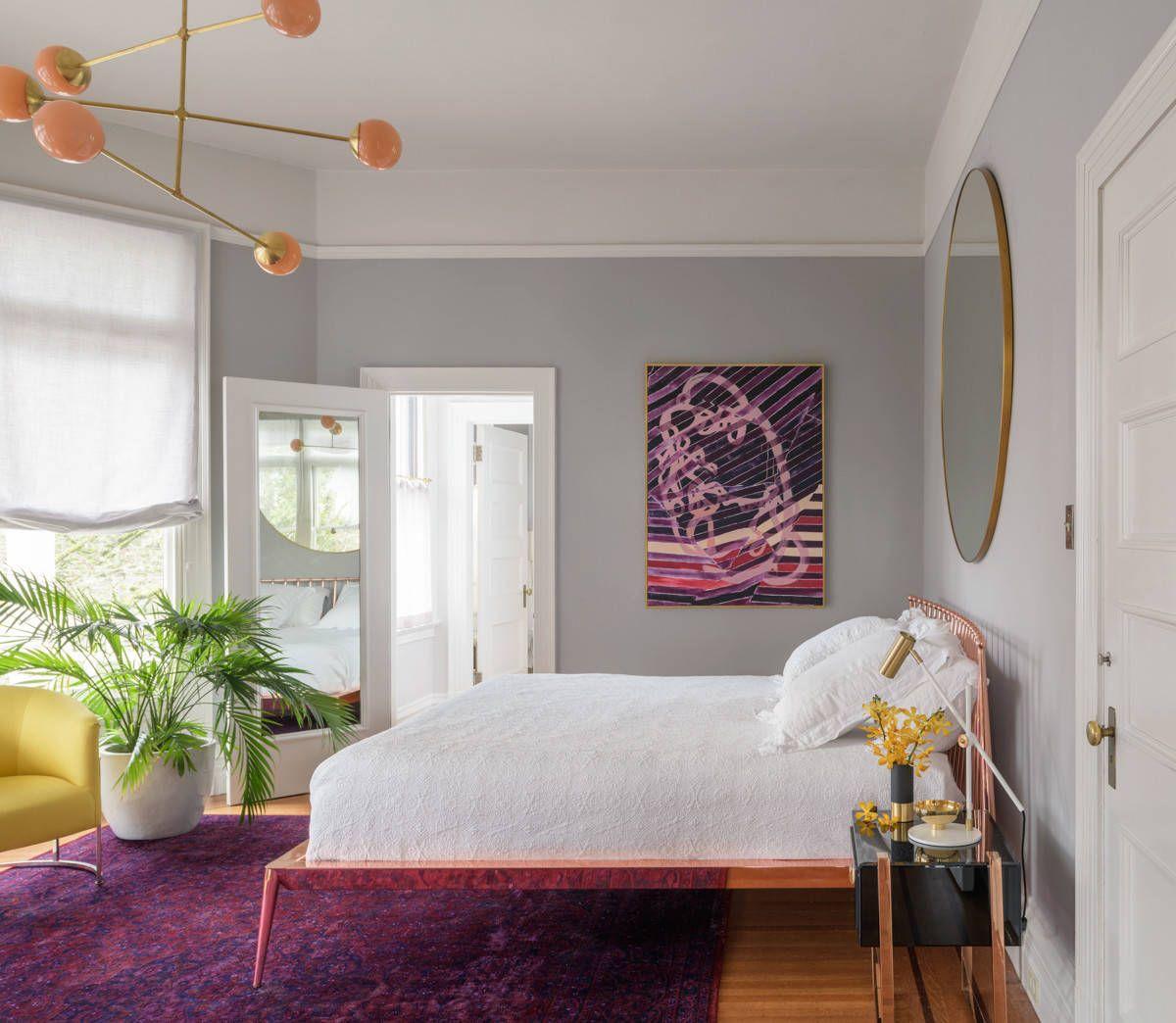 Nhân đôi diện tích dễ dàng cho phòng ngủ nhỏ nhờ sử dụng gương thông minh - Ảnh 6.