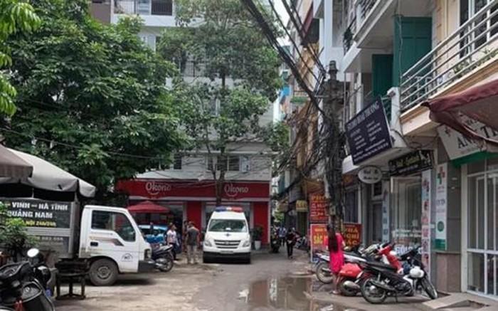 Hà Nội: Nam thanh niên tử vong trong nhà nghỉ sau khi đến thuê phòng được 2 ngày