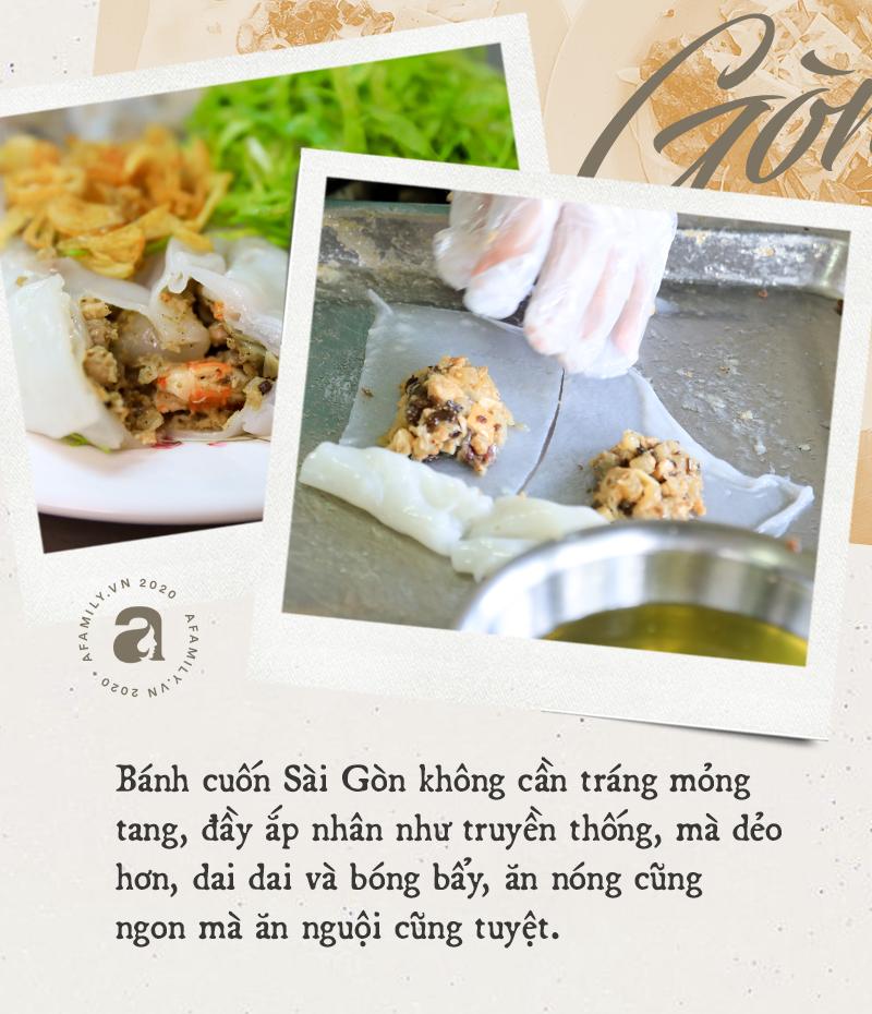 Bánh cuốn - món ăn lạ mà quen, càng nắng nóng càng được ưa chuộng tại Sài Gòn - Ảnh 5.