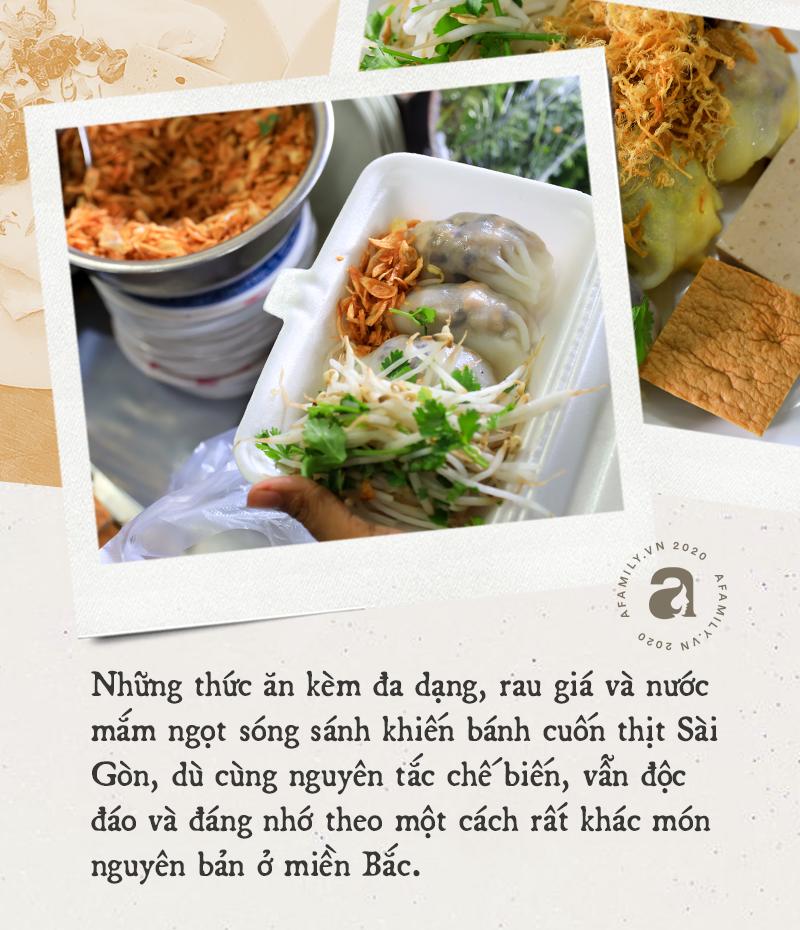 Bánh cuốn - món ăn lạ mà quen, càng nắng nóng càng được ưa chuộng tại Sài Gòn - Ảnh 7.