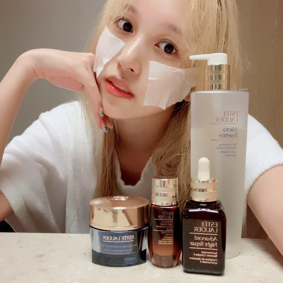 Mỹ nhân có mặt mộc đẹp nhất nhì trong Twice dùng bộ skincare đắt đỏ gần chục triệu, bảo sao da dẻ luôn mịn đẹp không tỳ vết - Ảnh 3.