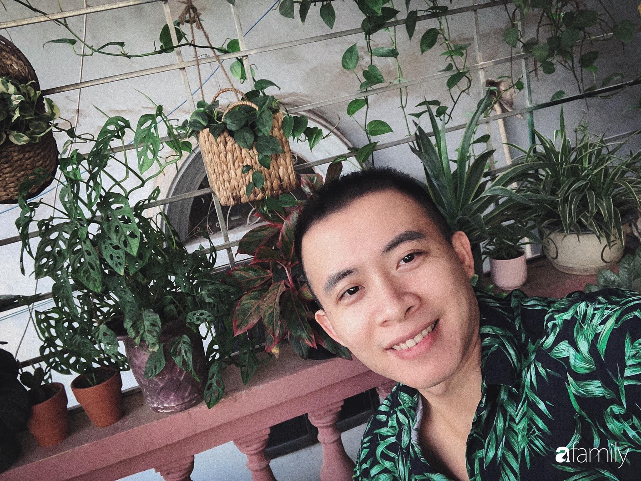 """Kinh nghiệm trồng cả """"rừng cây"""" tươi tốt xanh mát trong nhà của chàng trai Hà Nội - Ảnh 2."""