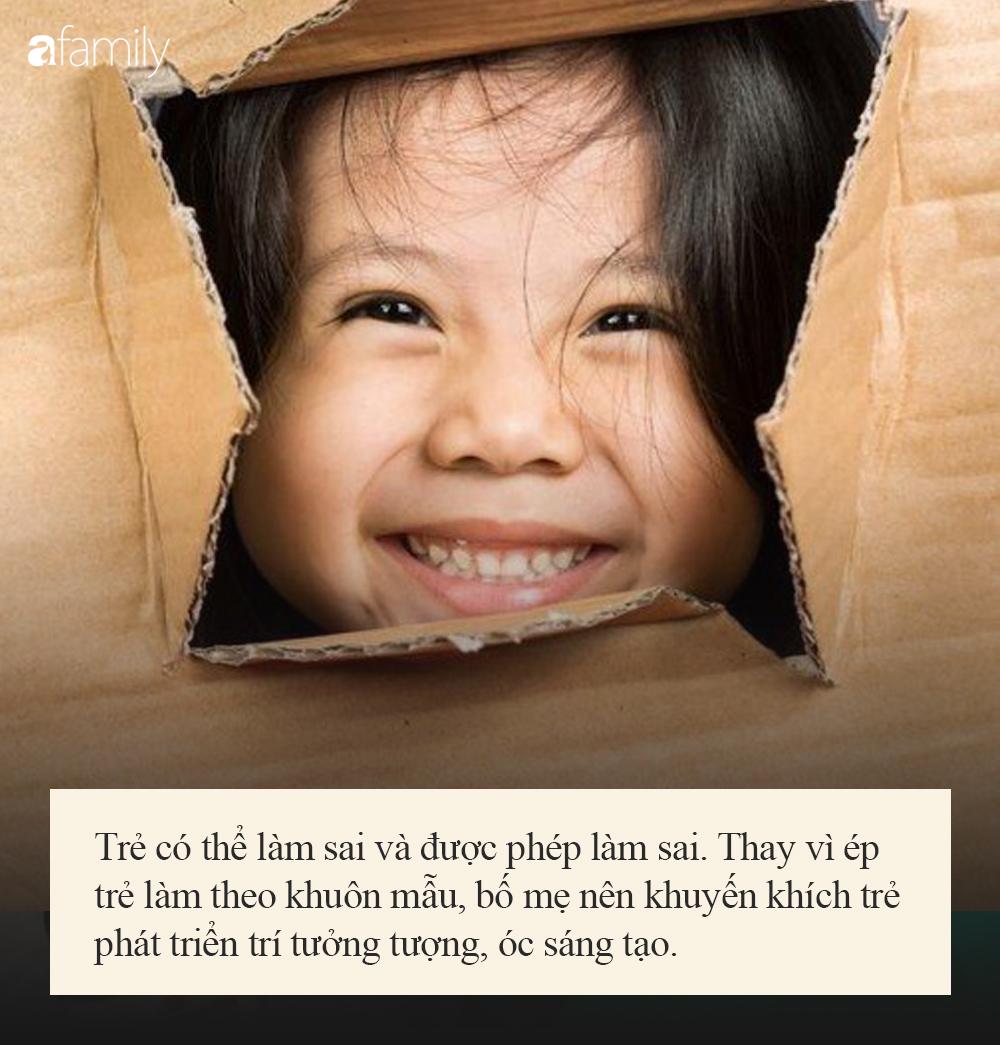 Có 4 điều cực hại, ảnh hưởng đến sự phát triển trí thông minh của trẻ nhưng bố mẹ vẫn thường làm, ai mắc sai lầm này cần sửa gấp - Ảnh 4.