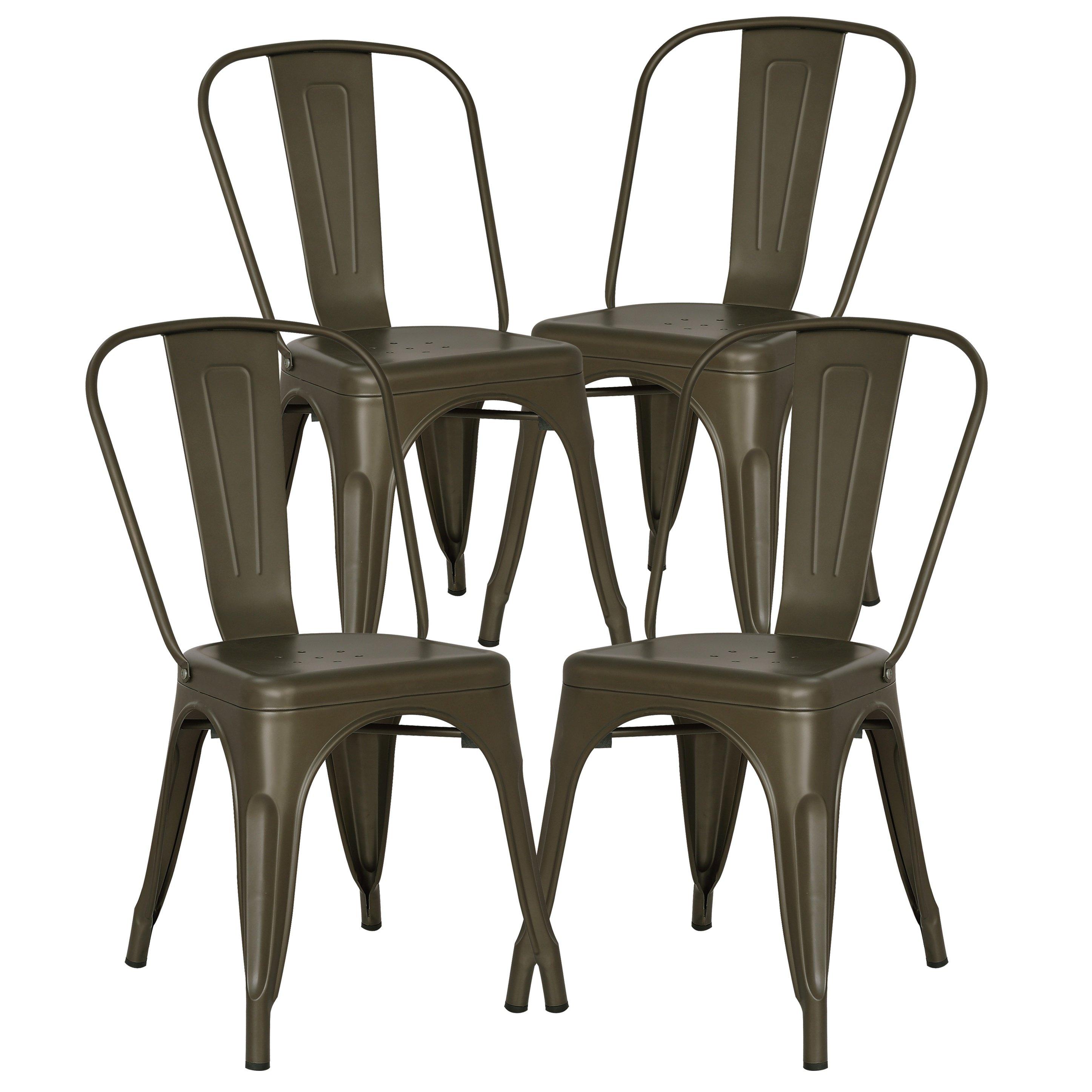 10 mẫu ghế ngồi nổi bật cho phòng ăn được tạp chí nội thất của Mỹ bình chọn, bạn hoàn toàn có thể mua ở Việt Nam với giá thành hợp lý - Ảnh 4.
