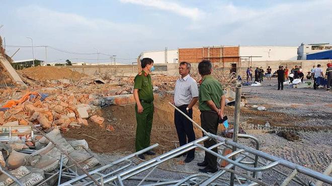 Chủ tịch Đồng Nai: Quy trình xây dựng công trình để tai nạn khiến 10 người chết có vấn đề - Ảnh 1.