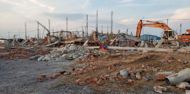 Chủ tịch Đồng Nai: Quy trình xây dựng công trình để tai nạn khiến 10 người chết có vấn đề - Ảnh 2.