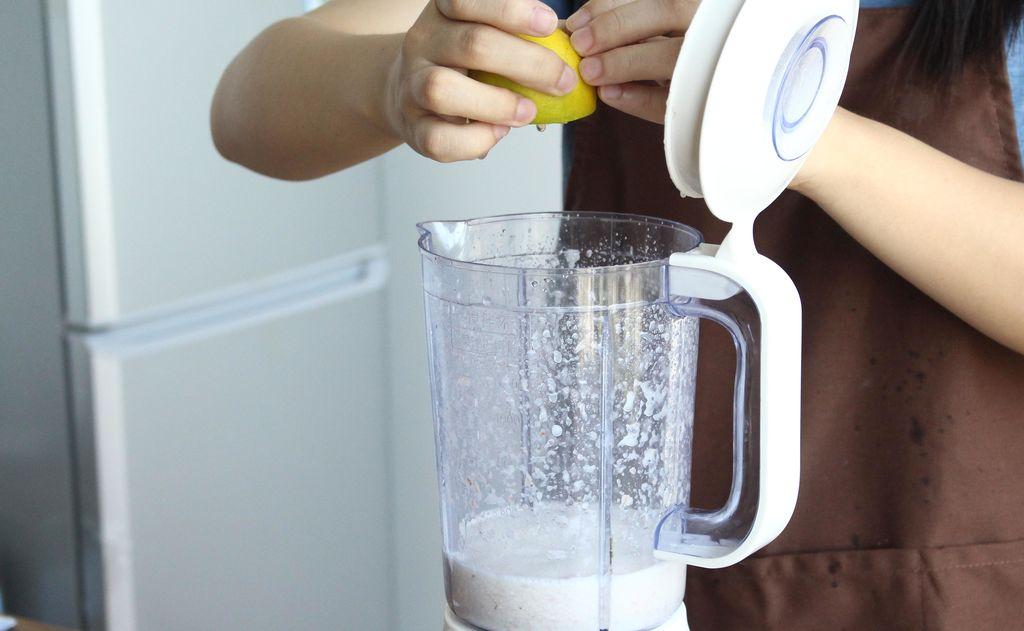 Vải thiều vào mùa học ngay cách làm kem vải thiều ngọt thơm giải nhiệt - Ảnh 3.