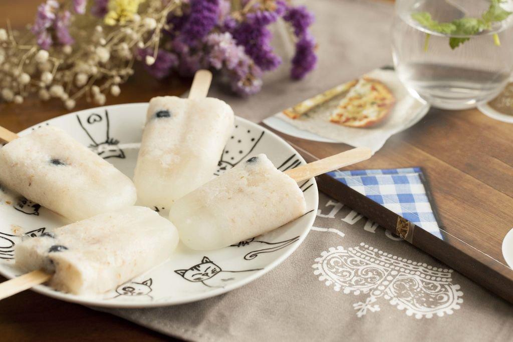 Vải thiều vào mùa học ngay cách làm kem vải thiều ngọt thơm giải nhiệt - Ảnh 5.