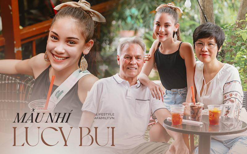 Ngưỡng mộ bé gái là model nhí được nhiều nhà thiết kế Việt ưu ái chọn mặt gửi vàng