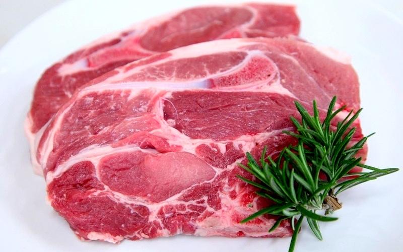 """Chị bán thịt chợ Trung Văn bật mí 5 phần thịt lợn vừa ngon vừa dôi khi chế biến mà giá """"cực mềm"""" khi giá lợn neo cao hiện nay - Ảnh 4."""