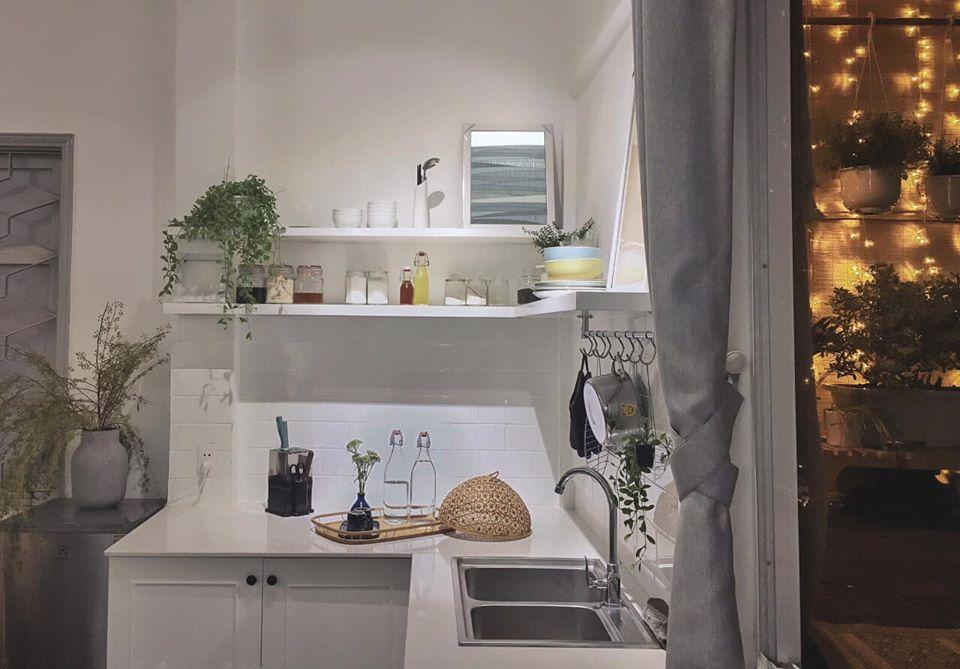 3 tuần hô biến căn hộ chung cư cũ 70m2 ở Sài Gòn thành 2 căn hộ đẹp tối giản với chi phí chỉ 270 triệu đồng - Ảnh 12.