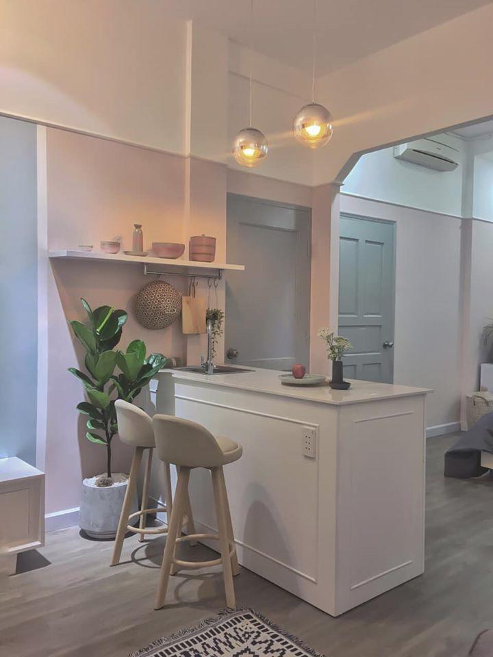 3 tuần hô biến căn hộ chung cư cũ 70m2 ở Sài Gòn thành 2 căn hộ đẹp tối giản với chi phí chỉ 270 triệu đồng - Ảnh 18.