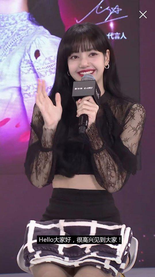 Hết Jennie tới lượt Lisa (BLACKPINK) lộ ảnh gặp chấn thương, fan lo lắng cho màn comeback sắp tới - Ảnh 1.