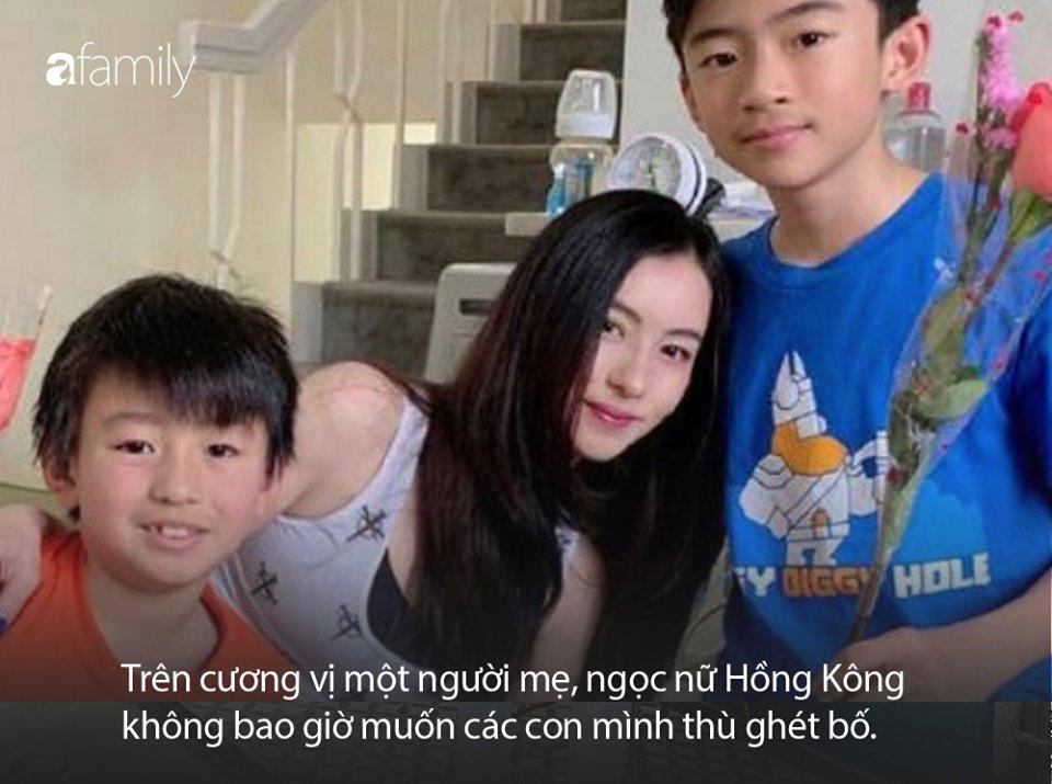 Từng bị chồng ruỗng rẫy, người hâm mộ quay lưng nhưng giờ nữ diễn viên nổi tiếng này được cả châu Á ngưỡng mộ vì cách dạy con  - Ảnh 6.